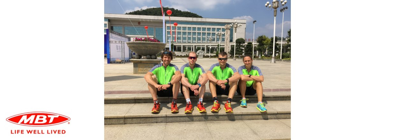 MBT løbesko i Kina