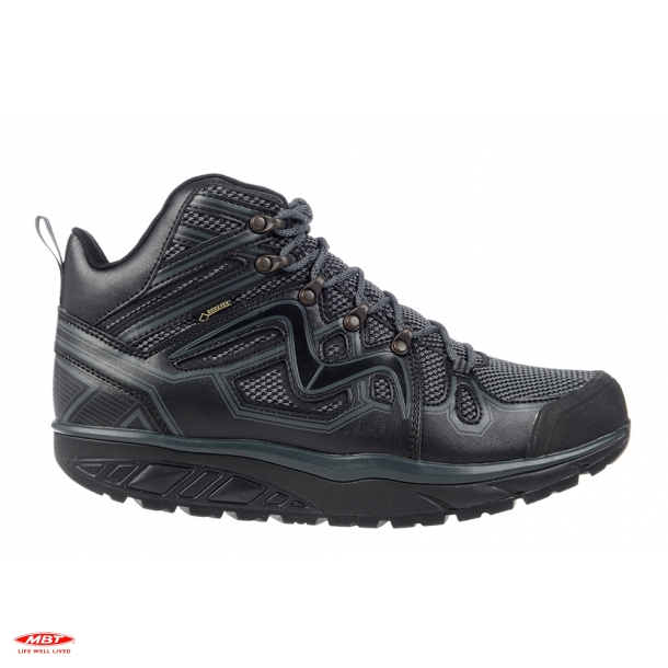 MBT støvle ADISA GTX BOOT BLACK, SORT KORT DAMESTØVLE