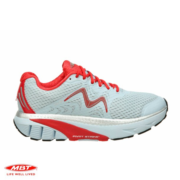 MBT PERFORMANCE løbesko GT 18 M Gray Red, herre