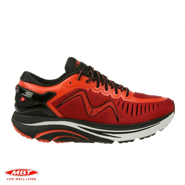 MBT PERFORMANCE løbesko GT 2 W Chili Red, dame