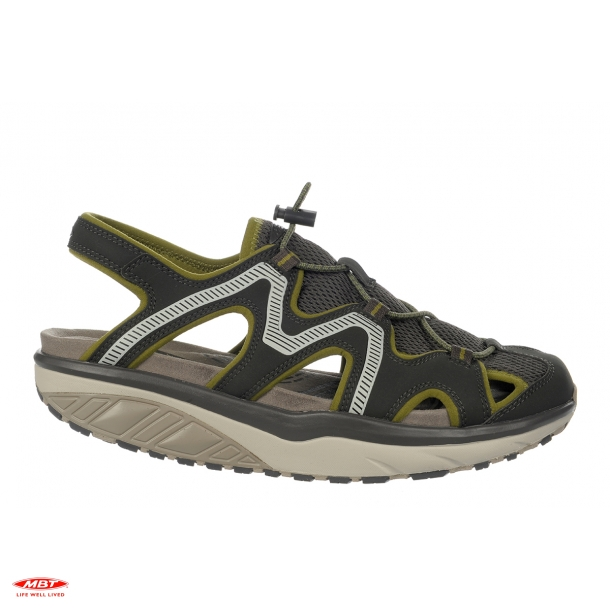 MBT sandal JEFAR 6 TRAIL PAVEMENT GRAY/OLIVE