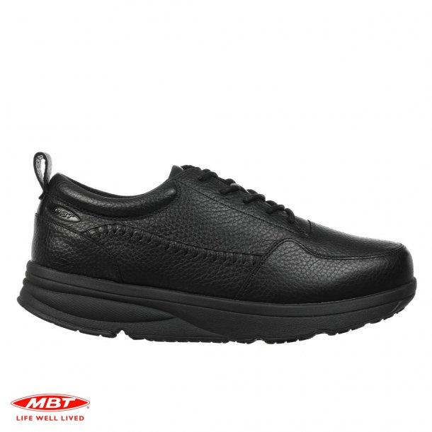 MBT JUMBA Black Nubuck, MBT sko, herre