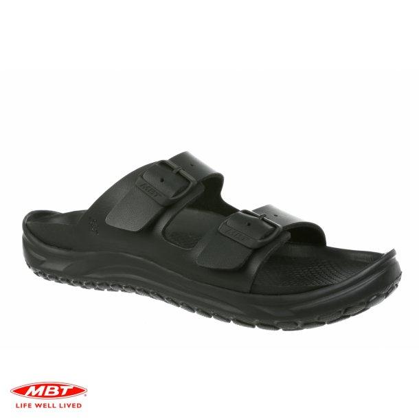MBT NAKURU W Black comfort sandal