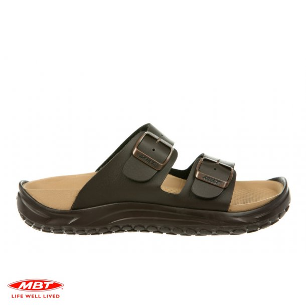 MBT NAKURU M Brown comfort sandal