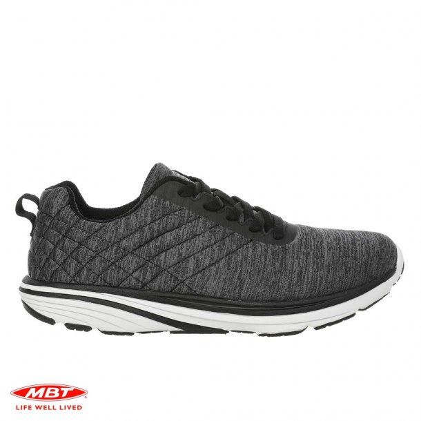 MBT sko ZOOM 3 Dark Grey, damesko