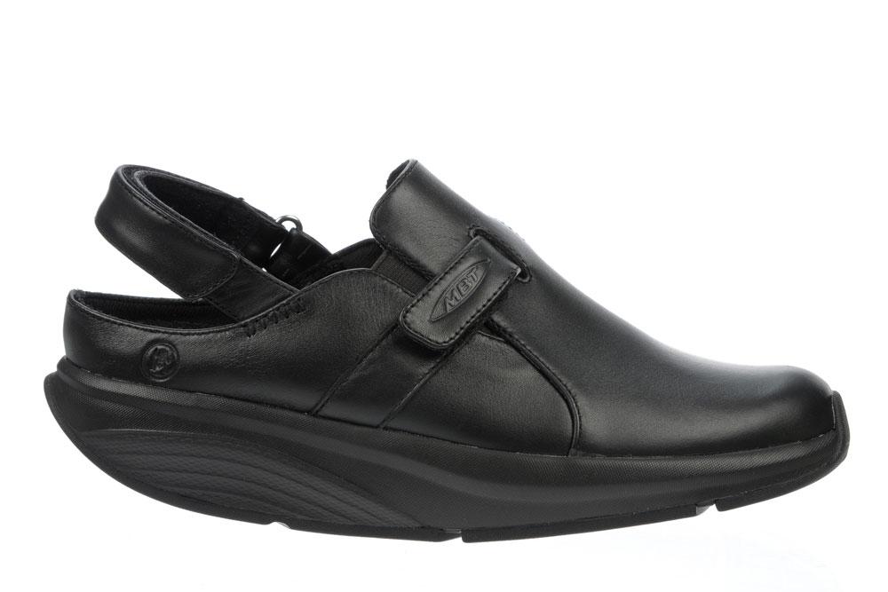 MBT sandal Kisumu Sort (herre)