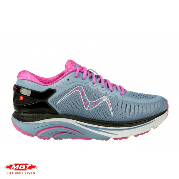 MBT PERFORMANCE løbesko GT 2 W Gray Pink, dame