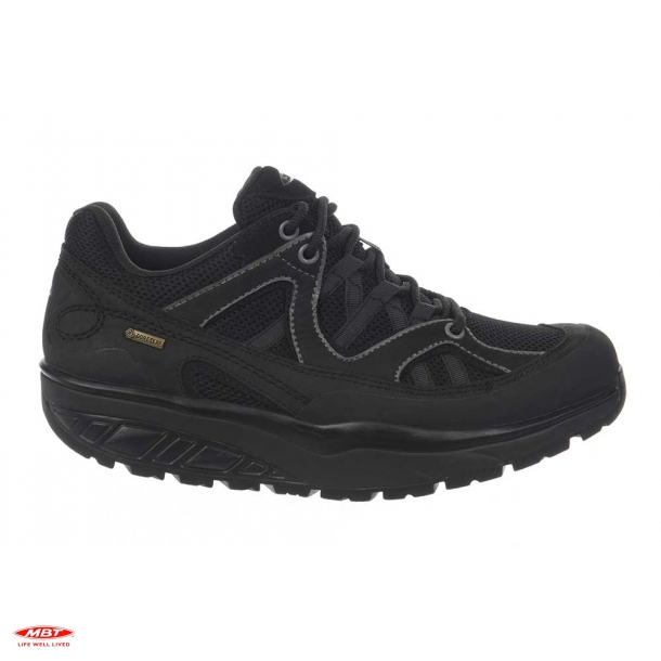 MBT sko HIMAYA GTX Black, Sort damesko
