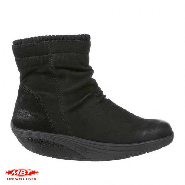 MBT støvle  KENDU BOOT Black, damestøvle