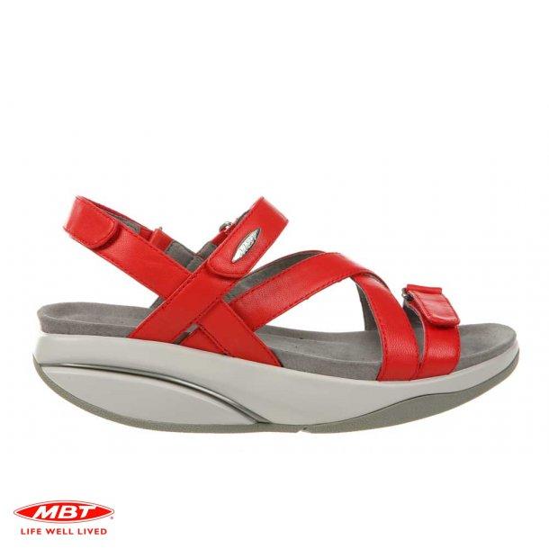 MBT sandal KIBURI RØD