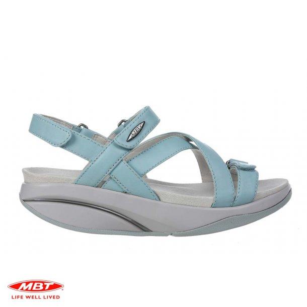 MBT sandal KIBURI Sky Blue, damesandal