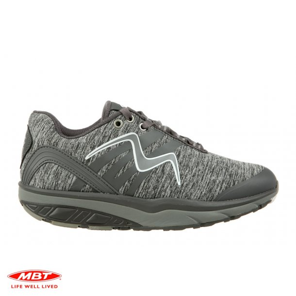 MBT sko LEASHA HEATHER GREY, damesko