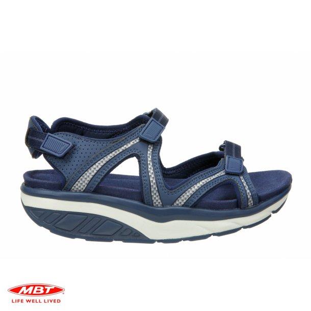 MBT sandal LILA 6 Indigo Blue, damesandal
