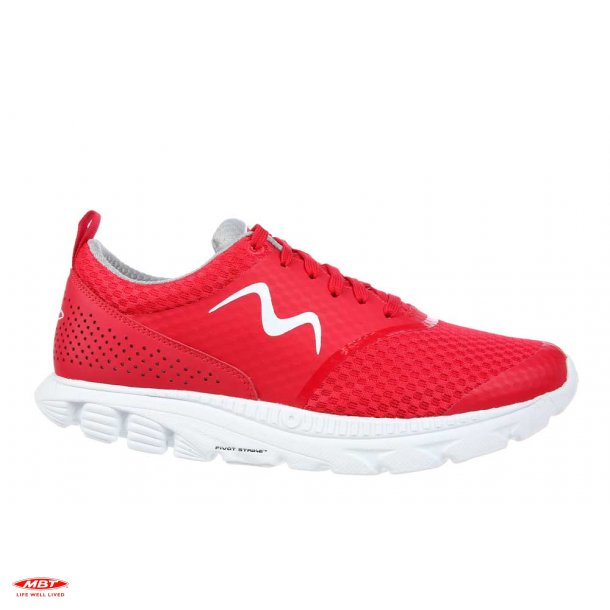 MBT LIGHTWEIGHT løbesko SPEED W Red, dame
