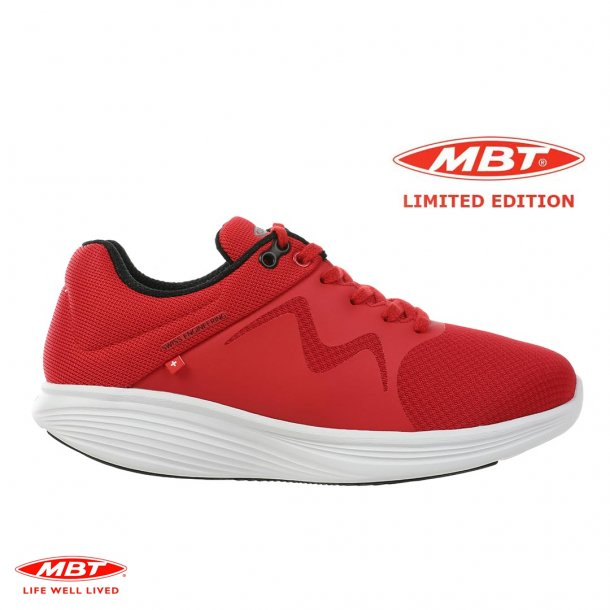 MBT YASU Red, MBT sko, dame