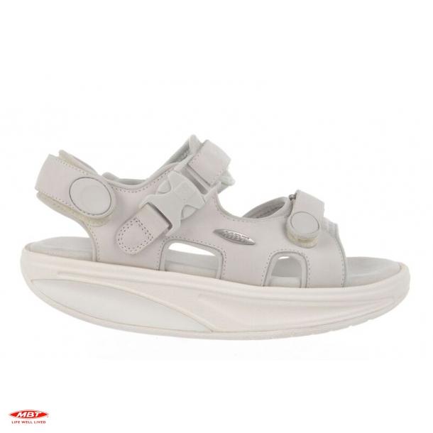 MBT sandal KISUMU Classic White, damesandal